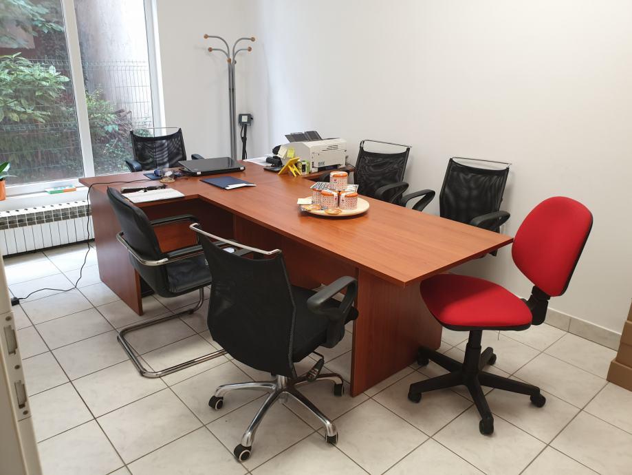 PRILIKA Trešnjevka, uredski opremljen, 40 m2 SVI TROŠKOVI UKLJUČENI (prodaja)