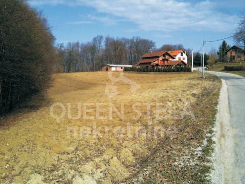 PRODAJA, Građevinsko zemljište, Črešnjevo, 5273m2