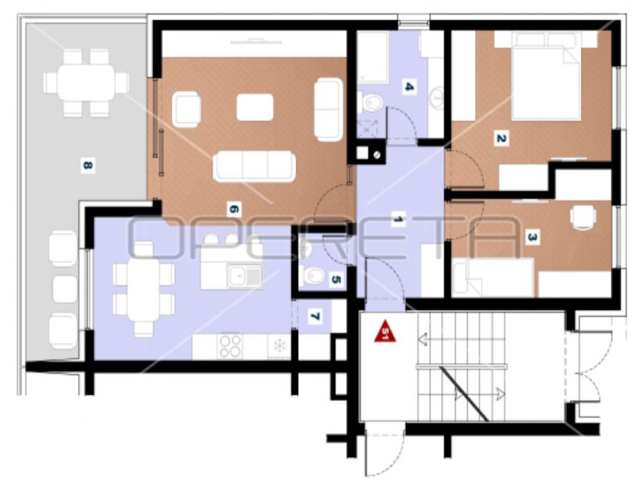 Prodaja, stan, Dugo Selo, 3s, 79m2 (prodaja)