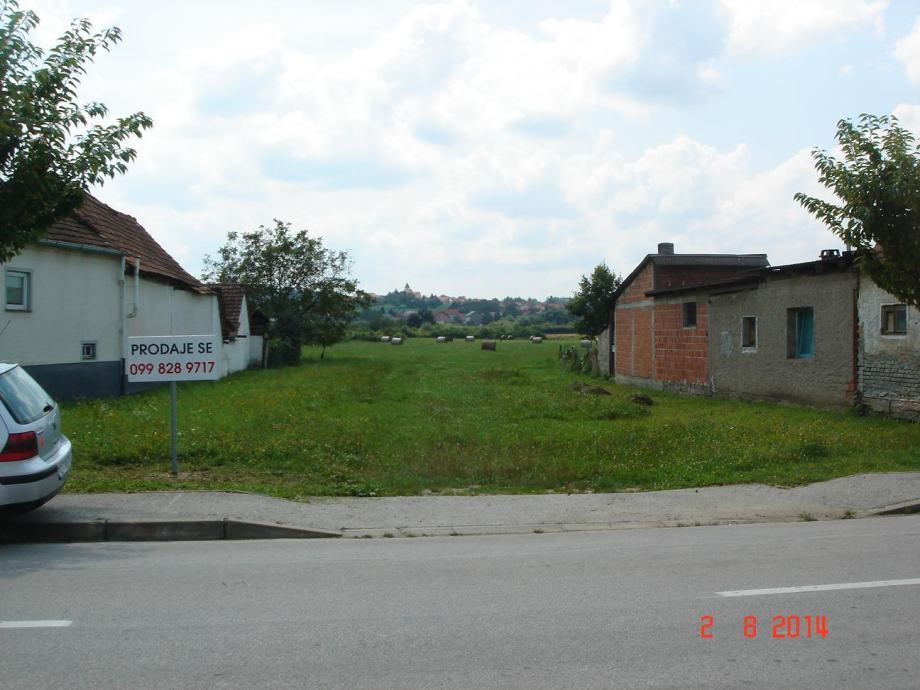 Prodajem Gradevinsko zemljište: Donji Kneginec, 2886 m2 Radnička ulica