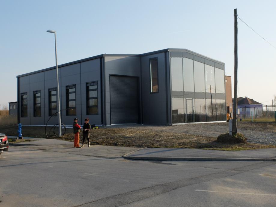 Proizvodno poslovna hala / Velika Ludina 338 m2 (prodaja)