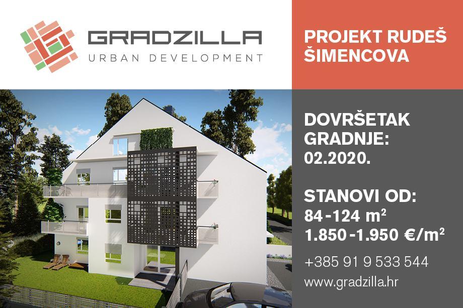Projekt Rudeš - Šimencova