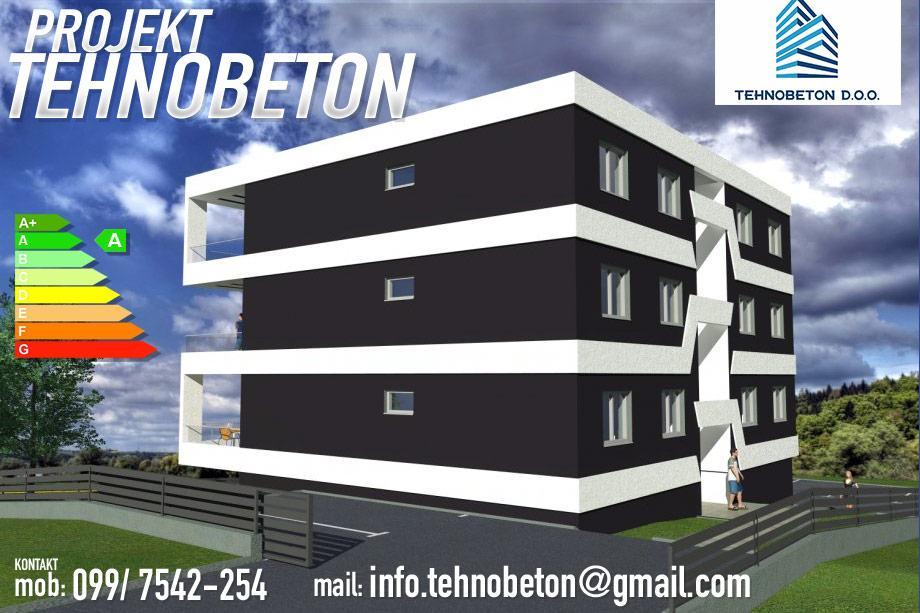 Projekt Tehnobeton-Dugo Selo
