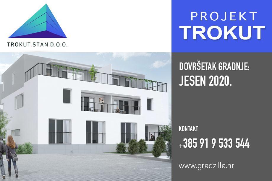 Projekt Trokut