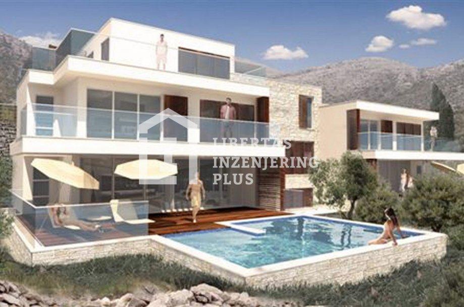 Ruševne kamene kuće s većim zemljištem / TOP LOKACIJA (prodaja)