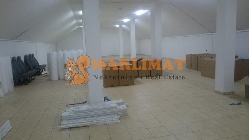 Slavonski Brod - izložbeno-prodajna hala -  560 m2 (prodaja)