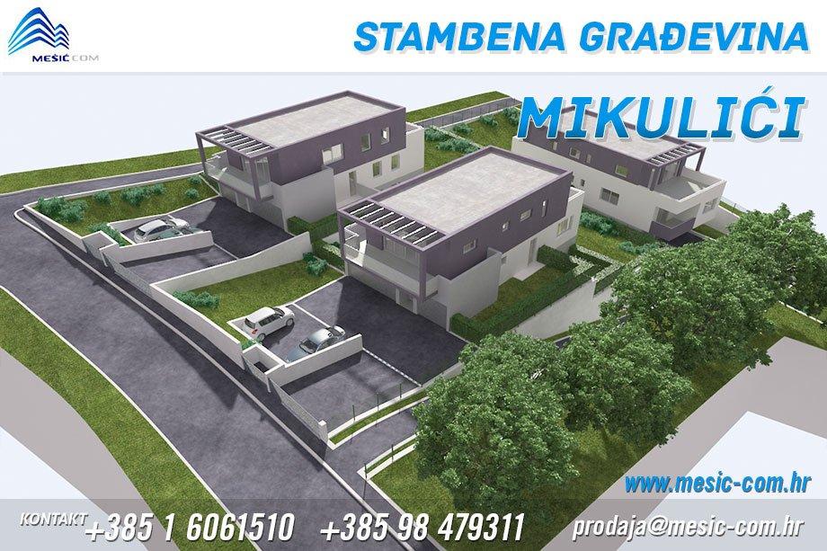 Stambena građevina Mikulići