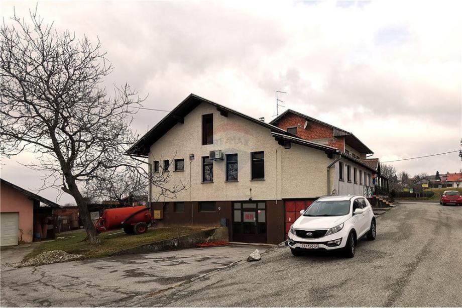 Stambeno - poslovna zgrada u Vučetincu (prodaja)