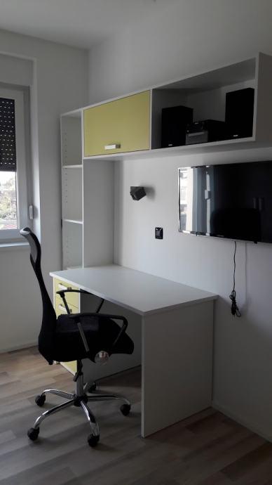 Najam studentski stan: Čakovec, 40 m2 (iznajmljivanje)