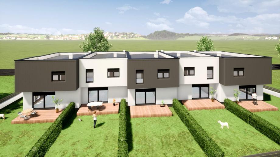 Dvoetažni stan: Donja Bistra, 132,17 m2 (prodaja)