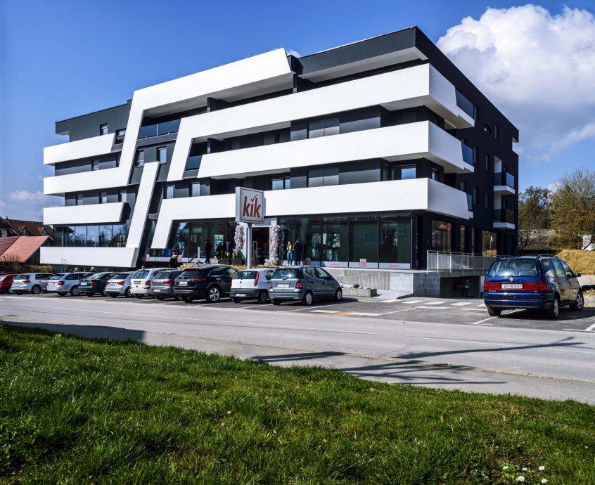 Centar, NOVOGRADNJA , 4-sobni,2-etažni penthouse, 143.00 m2 (prodaja)