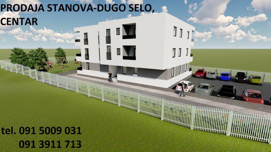 Stan: Dugo Selo, 70.30 m2, novogradnja (prodaja)