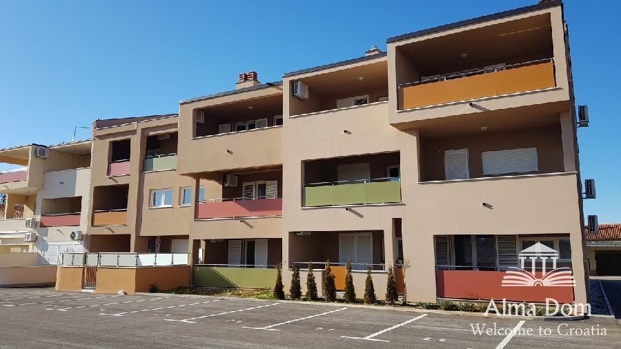 Stan Fažana, novogradnja , veliki stanovi 95 M2 ! (prodaja)