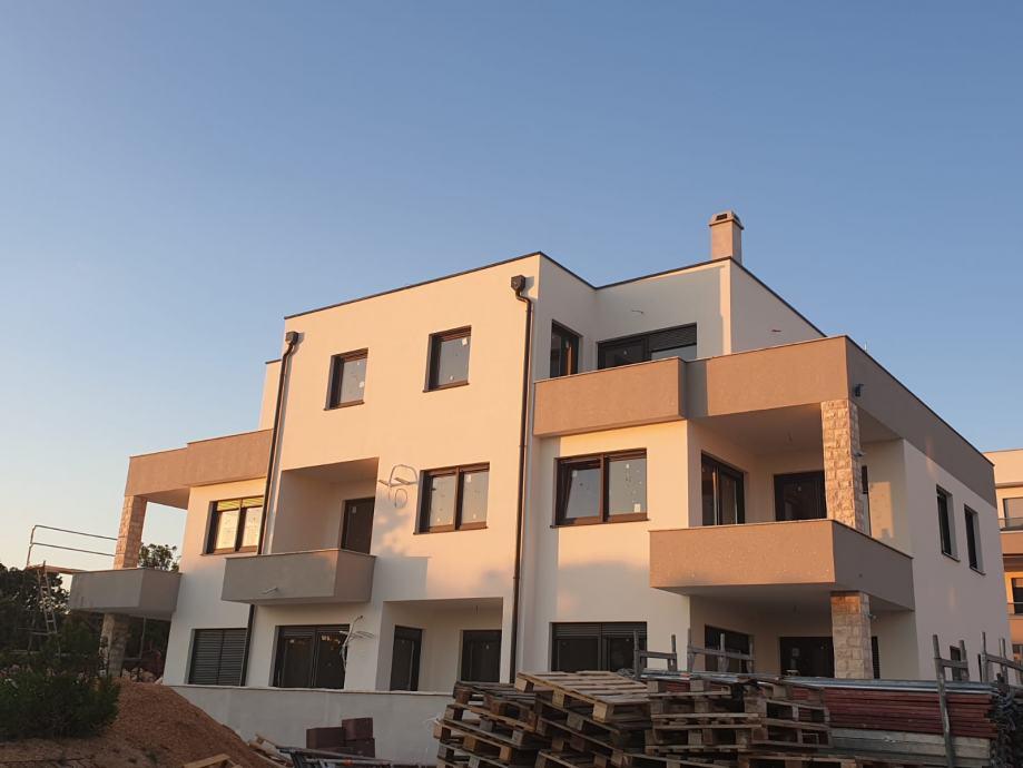 Apartman: Mandre, 45.00 m2, novogradnja