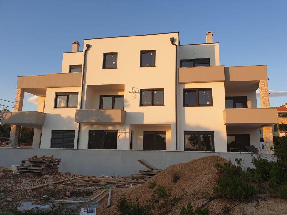Apartman: Mandre, 56.00 m2, novogradnja