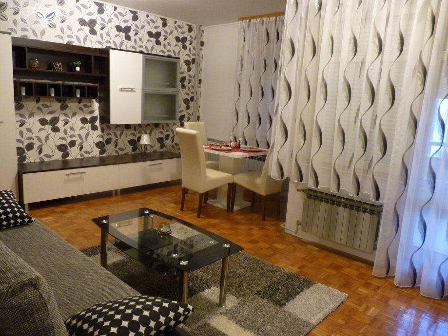 Odlično namješten stan u najužem centru Osijeka !!! (iznajmljivanje)