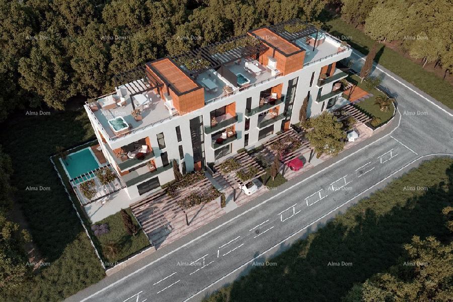 Stan Resort White Pearl - objekt u izgradnji Stan sa dvije spavaće sob (prodaja)