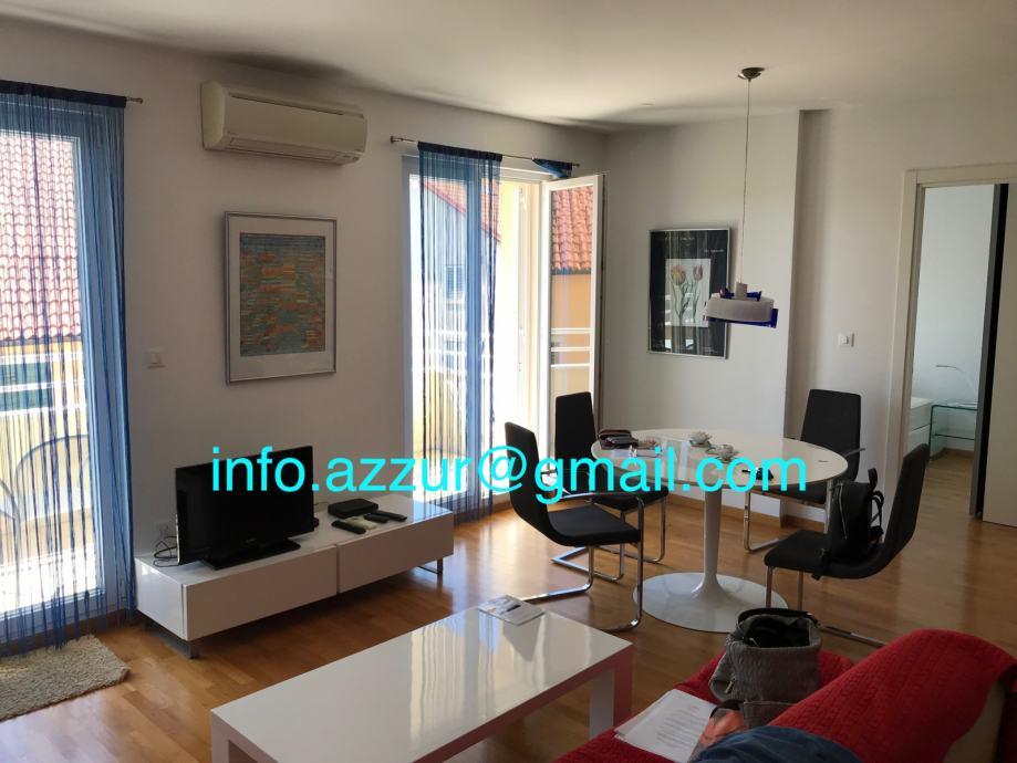 Stan: Split, Bačvice, na duži period, 48.00 m2 + parking, novogradnja (iznajmljivanje)