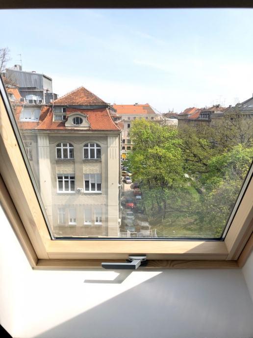 Stan u strogom centru, Boškovićeva, 98 m2, 4-s, terasa, lijepi pogled (prodaja)