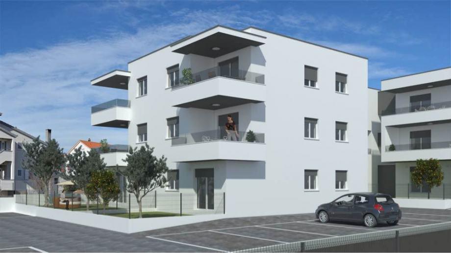Stan: Trogir, 45.30 m2, novogradnja (prodaja)