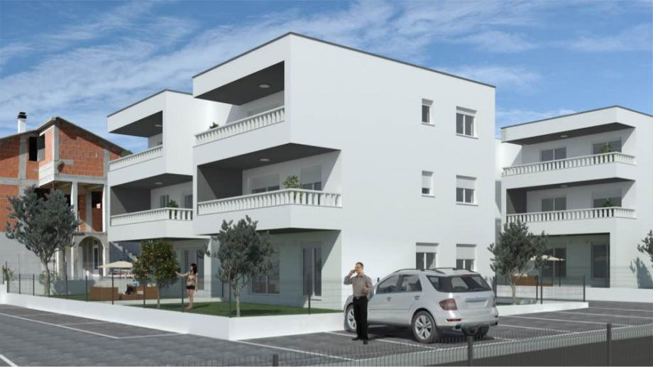 Stan: Trogir, 48.09 m2, novogradnja (prodaja)
