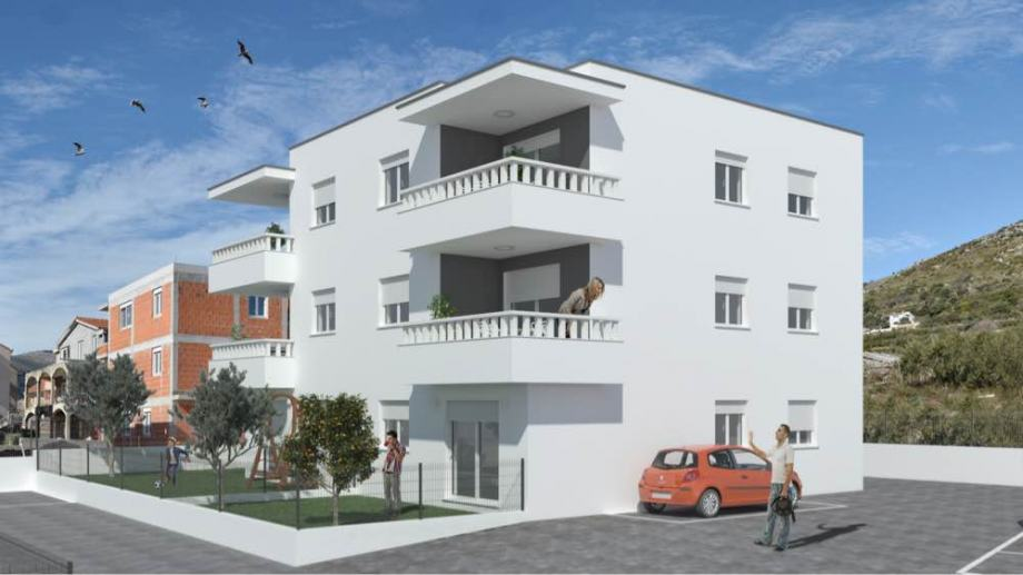 Stan: Trogir, 63.37 m2, novogradnja (prodaja)