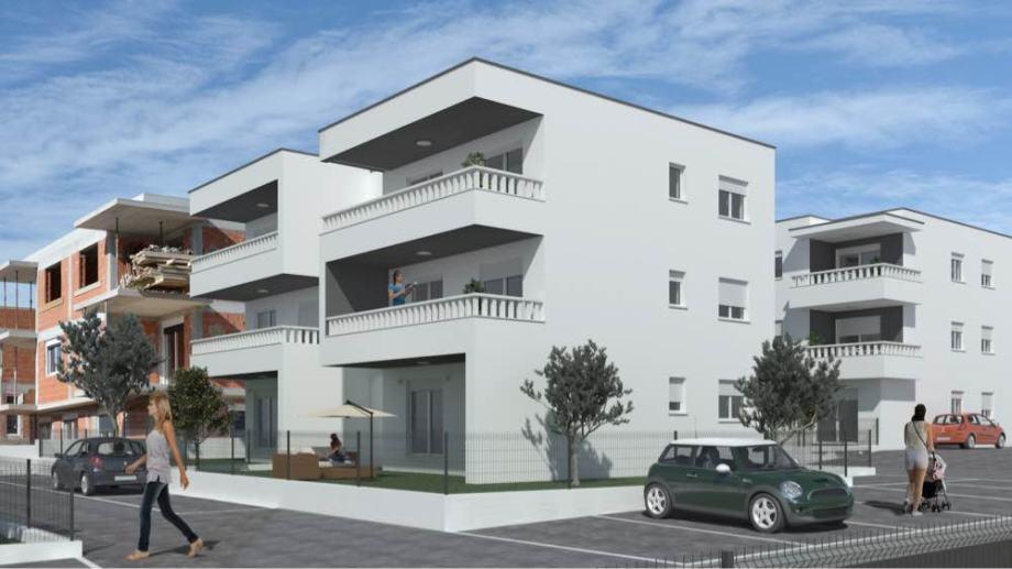 Stan: Trogir, 67.45 m2, novogradnja (prodaja)