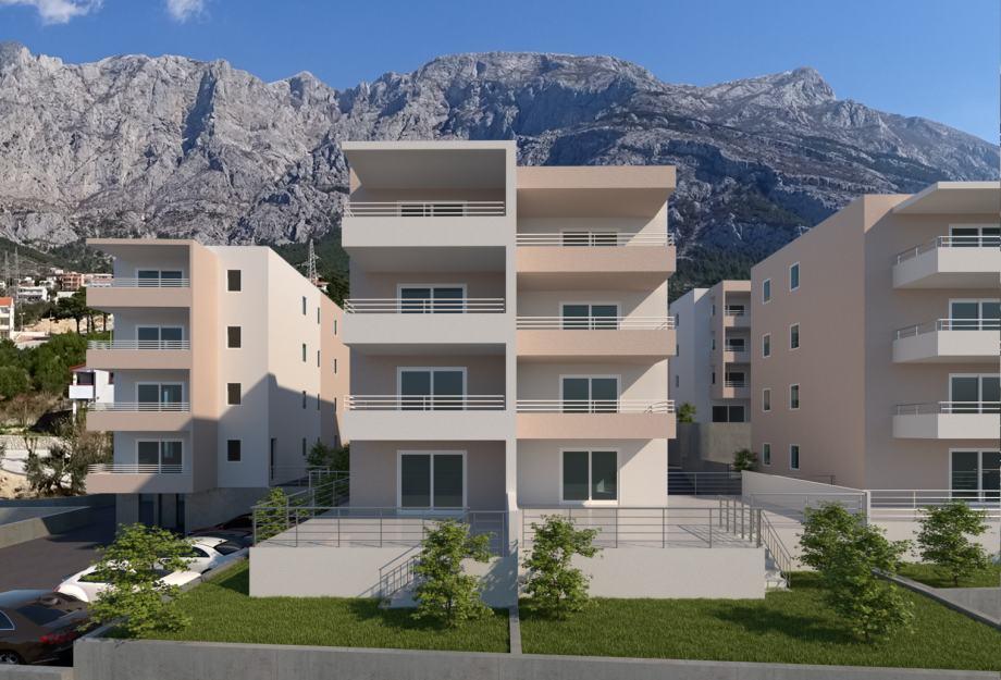 Stan: Veliko Brdo, 72.00 m2, novogradnja (prodaja)