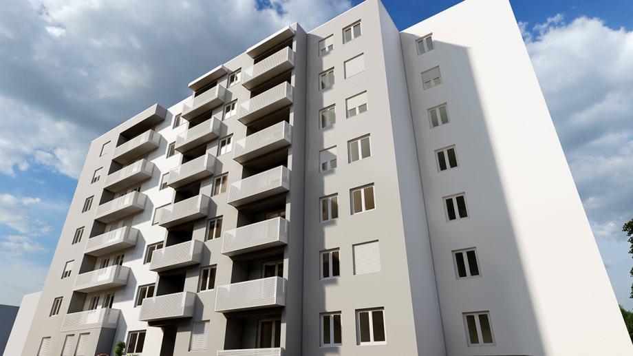 Stan: Zadar, 54.92 m2, novogradnja (prodaja)