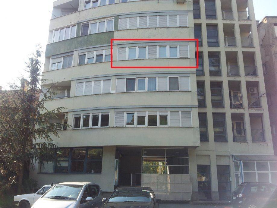 Stan: Zagreb (Centar), 32 m2, novogradnja (iznajmljivanje)