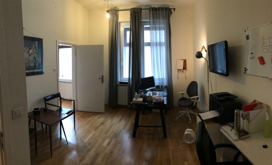 Stan: Zagreb (Črnomerec,ILICA),35m2 stan+31m2 poslovni prostor (prodaja)