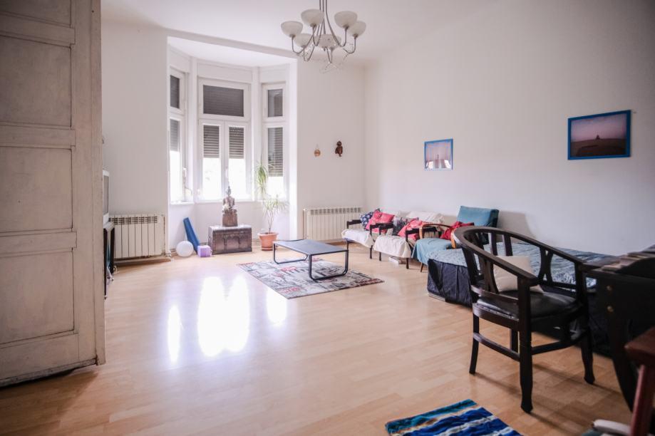 Stan: Zagreb - Centar (Donji grad), Ribnjak, 85.00 m2 (iznajmljivanje)