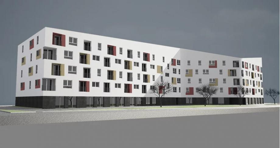 Stan: Zagreb (Dugave), 38.35 m2, novogradnja (prodaja)