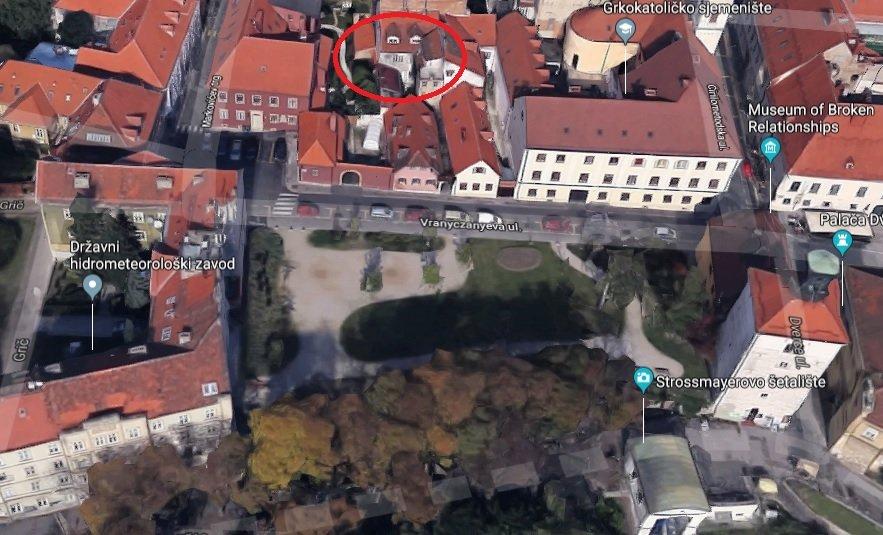 Stan Zagreb Gornji Grad 50 M2 Snizeno Prodaja