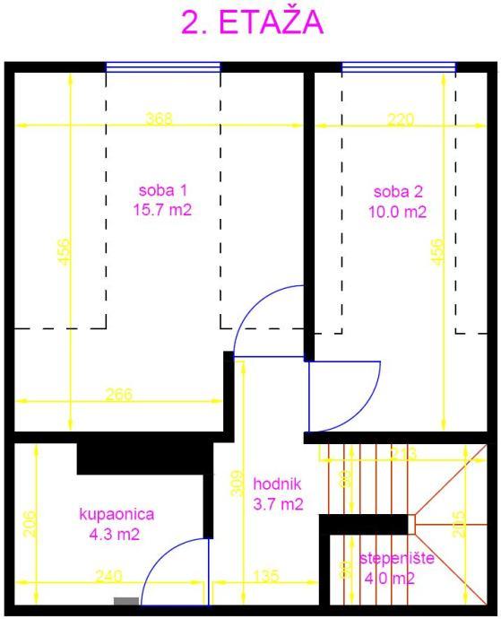 Stan: Zagreb (Poljanice), V Poljanice,  72.00 m2 (prodaja)