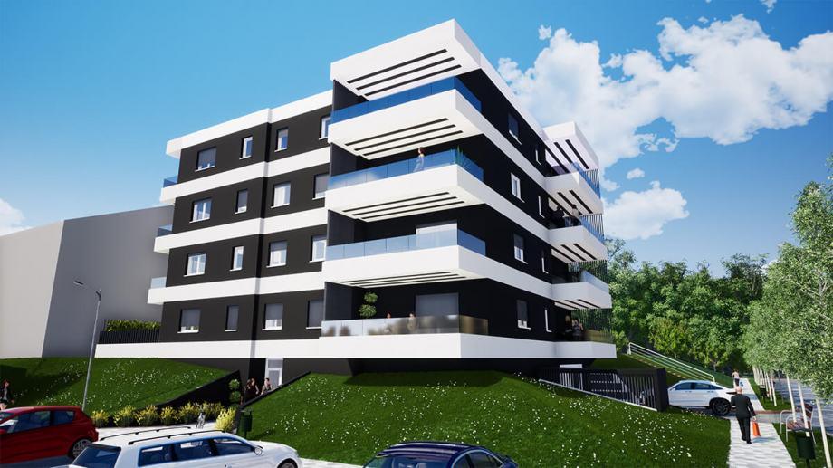 Stan: Zagreb (Sesvete), 86,40 m2, novogradnja, S7 (PRODANO) (prodaja)