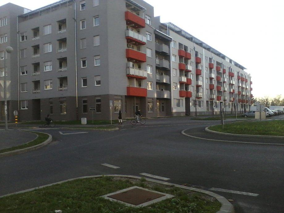 Stan Zagreb Spansko 36 M2 Novogradnja Novonamjesten Iznajmljivanje