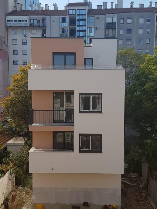 Stan: Zagreb (Trešnjevka), 74.40 m2, novogradnja Nova cesta 30 (prodaja)