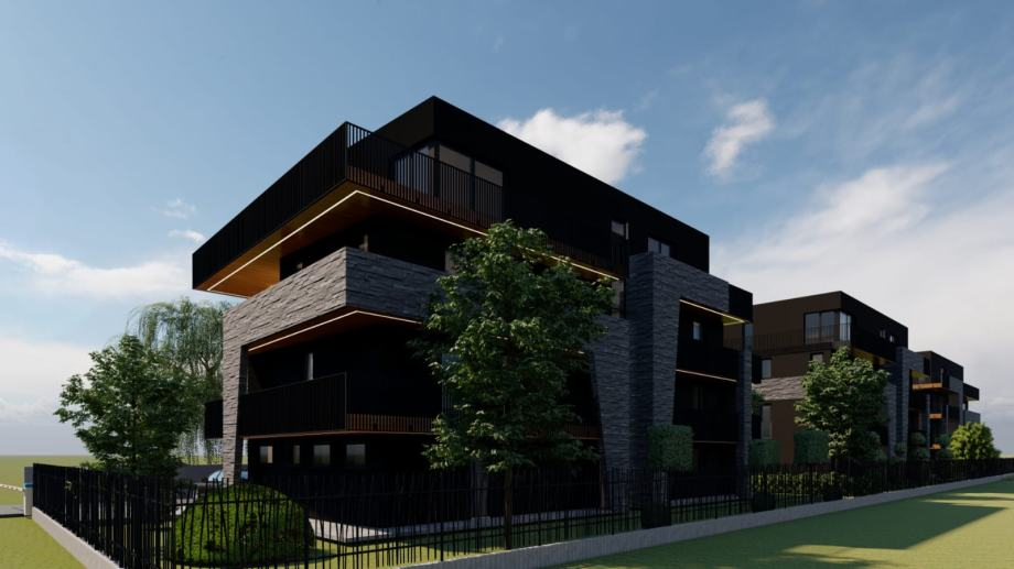 Stan4 Zgrada 2: Dugo Selo, 81.23 m2, novogradnja (prodaja)