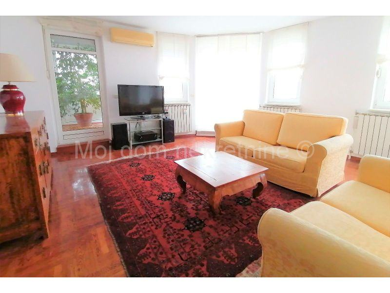 Trešnjevka, blizina tržnice, 4 soban s terasom, 106.80m2 (prodaja)