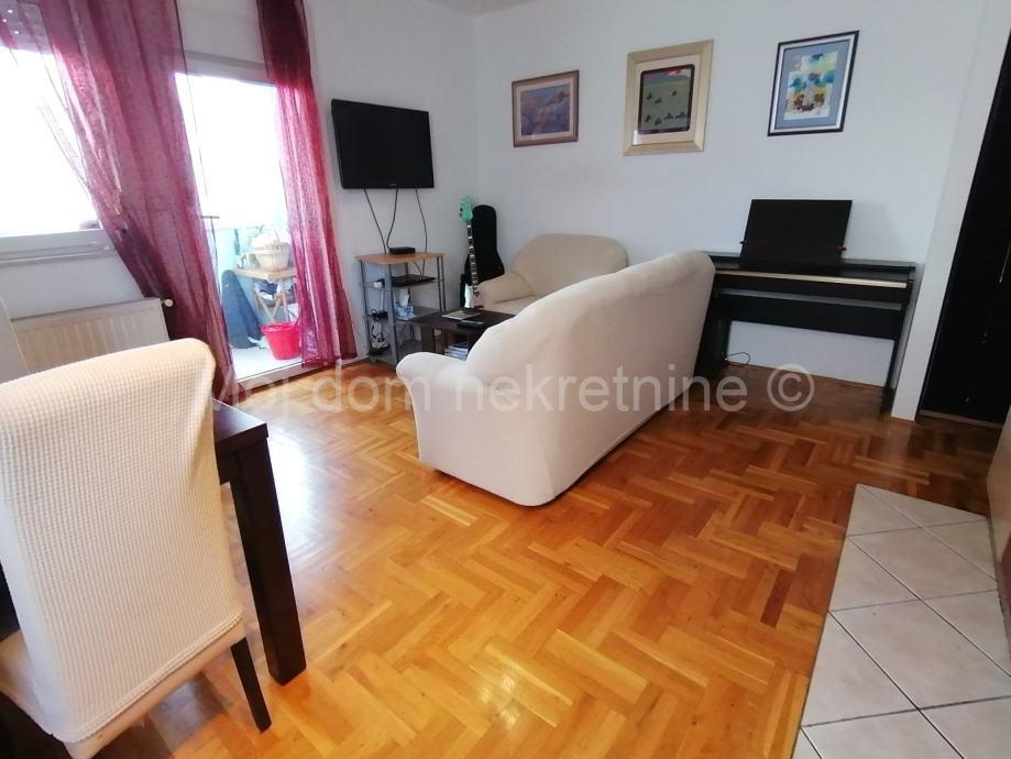 Trešnjevka,Humska,odličan 3soban s loggiom,2.kat,parking,47.91m2 (prodaja)
