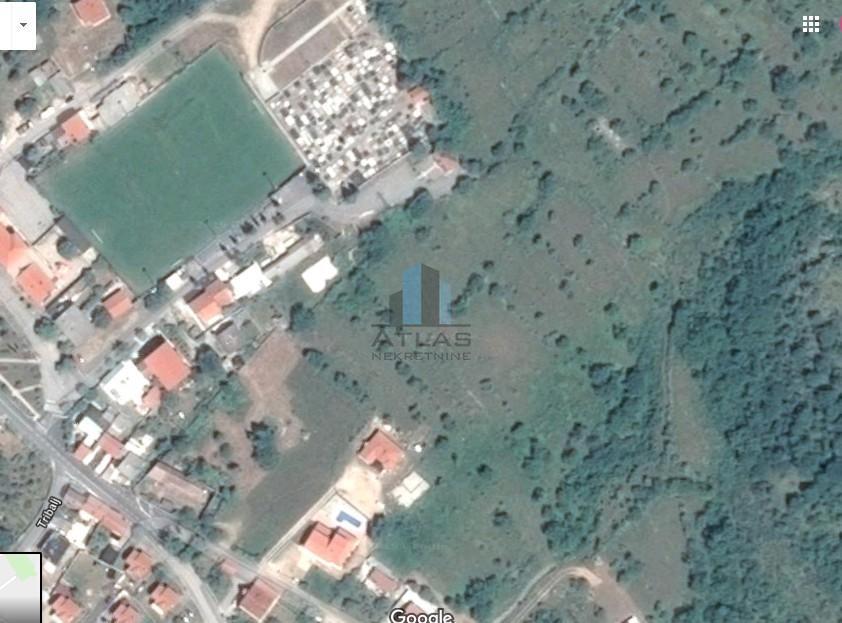 Tribalj, građevinsko zemljište 681 m2