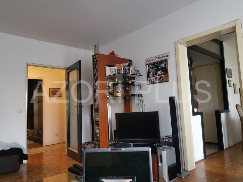 Trosoban stan 76 m2-N.Zagreb-Ul.Božidara Magovca-I kat (prodaja)