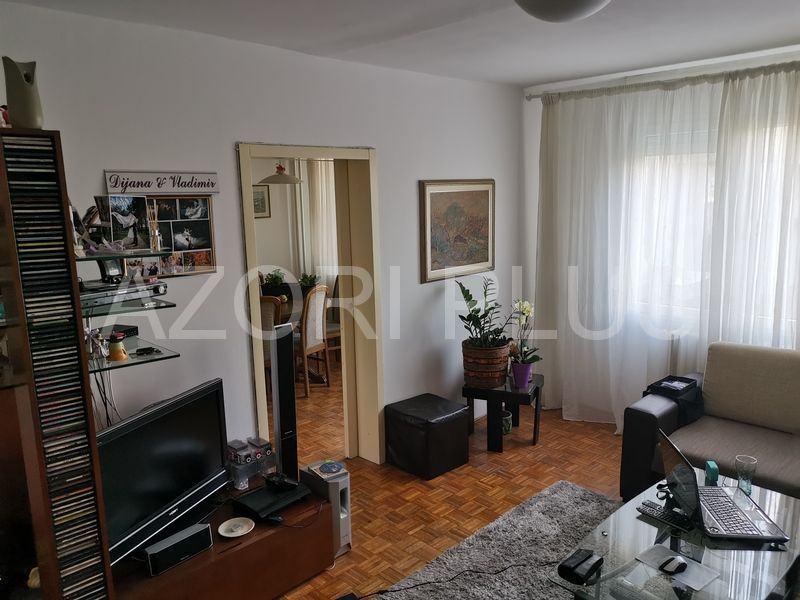 PRILIKA!Trosoban stan 76 m2-N.Zagreb-Ul.Božidara Magovca-I kat (prodaja)