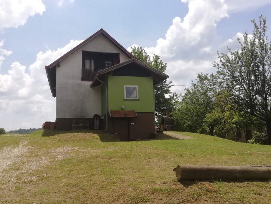 Vikendica na osami s prekrasnim pogledom, Starigrad, Koprivnica, 146m2