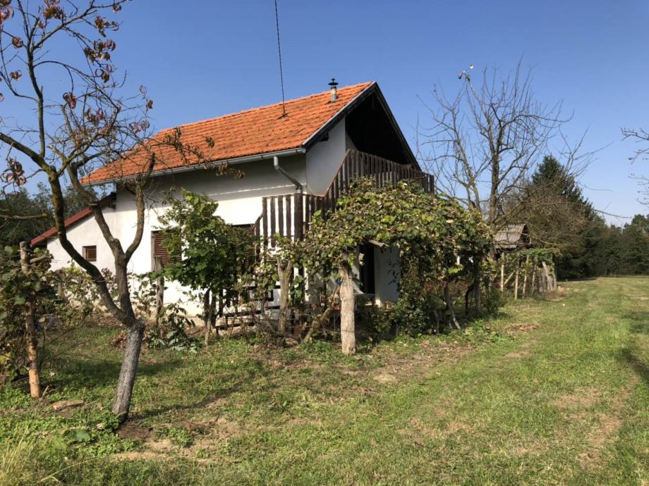 Vikendica Sa Vinogradom, Moslavina, Gornja Trnovitica