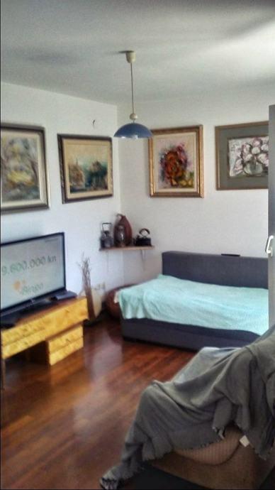Zagreb, Bijenik, 3-sobni stan, 55.65m2, 1. kat, prodaja (prodaja)
