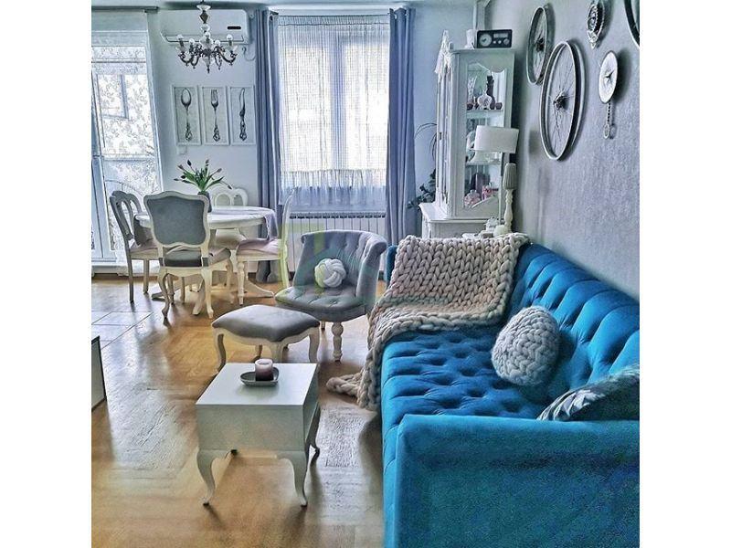 NOVI ZAGREB, OTOK 50 m2 - Oreškovićeva (lijep 3soban stan novogradnja) (iznajmljivanje)