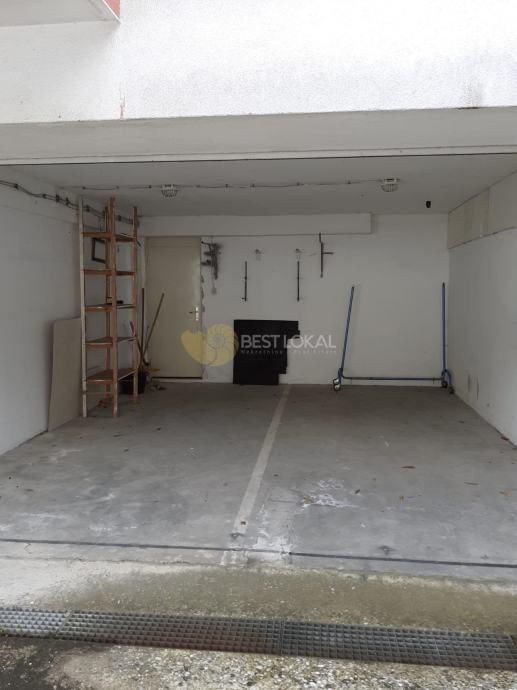 Zagreb - Trešnjevka/Bosiljevska - garaža dupla 26 m2 - prodaja (prodaja)