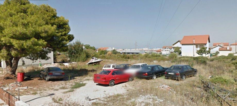 Zakup: Građevinsko zemljište, Zadar-Sinjoretovo, 1080 m2